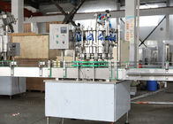 ประเทศจีน Count Pressure System Reliable Aluminum Can Filling Machine For Carbonated Cola Energy Drinks โรงงาน