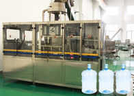 13KW 5 Gallon Water Filling Machine With Barrel Rinser For Pure Water