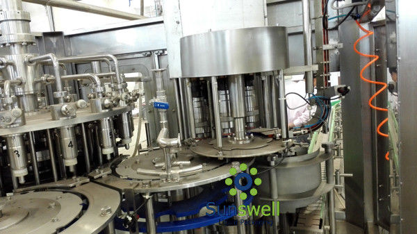 Automatic Stainless Steel Volumetric Filling Machine For Lemon