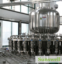 ประเทศจีน Muitl-Function Tea Filling Machine , Automatic Filling Capping Machine โรงงาน