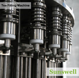 ประเทศจีน PET Bottle Tea Filling Machine , Automatic Black Tea Filling Equipment โรงงาน